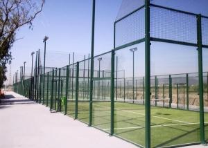 Césped artificial instalaciones deportivas